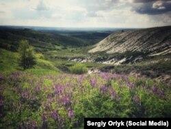 Заповідник Крейдяна флора, Луганщина