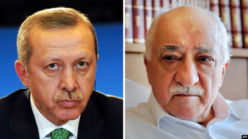Erdoğan Gülenin işini şəxsi nəzarətə götürüb-TƏQİB