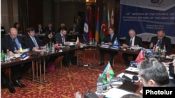 Armenia -- The 29th Meeting of Black Sea Economic Cooperation Foreign Ministers Council, 12 December, 2013
