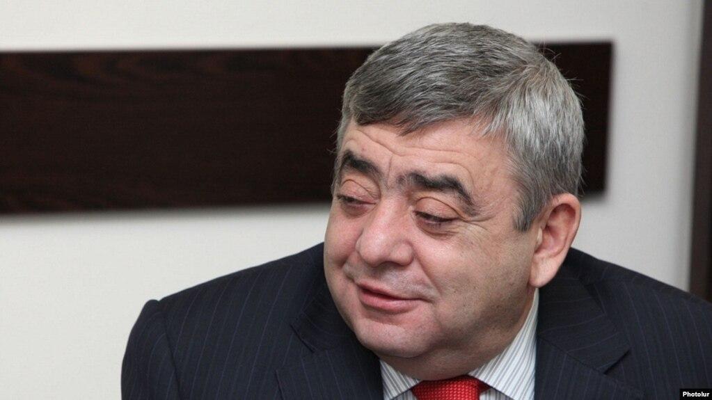 Прокуратура подала жалобу в связи с мерой пресечения для брата Сержа Саргсяна – Левы Саргсяна