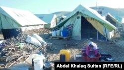Եզդի փախստականների վրանային ճամբար Իրաքի Դոհուկ նահանգում, արխիվ