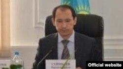 Нурлан Суюнбаев, бывший председатель дисциплинарного совета и заместитель председателя департамента по делам государственной службы и противодействию коррупции по Западно-Казахстанской области.