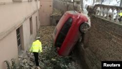 Авария в китайской провинции Шаньси. Иллюстративное фото.