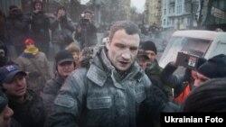 Віталь Клічко, 19 студзеня 2014