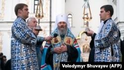 Глава УПЦ (МП), митрополит Онуфрій