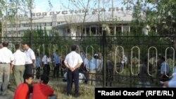 Врховниот суд во Таџикистан