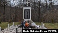 Spomenik u Kukavicama, foto: Alen Bajramović