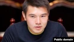 Айсултан Назарбаев, внук бывшего президента Казахстана Нурсултана Назарбаева.