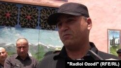 Эшони Сироҷиддин дар зиндон. Соли 2011