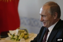 Путин на встрече 16 марта 2015 года