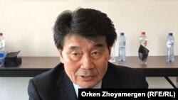 Акежан Кажегельдин, бывший премьер-министр Казахстана.