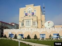 Офис компании «Грознефтегаз».