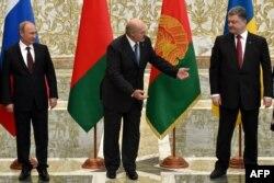 Александр Лукашенко стремится поддерживать хорошие отношения как с Москвой, так и с Киевом