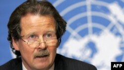 The United Nations' special rapporteur on torture, Manfred Nowak, is concerned not only about reports of torture, but executions of minors as well.