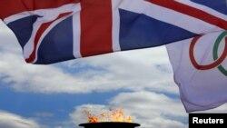 Британи -- Лондонерчу Олимпиадан цIе дIакхачийна Британе.