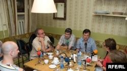 """Свобода в Клубе """"Квартира 44"""", 6 августа 2009 г"""
