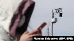 Пустынный Крым – в объективах камер наблюдения (фотогалерея)