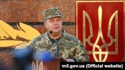 Полторак: керівники 46-го Об'єднаного центру в Одесі не змогли забезпечити особовий склад якісним харчуванням, матеріальними засобами, паливно-мастильними матеріалами