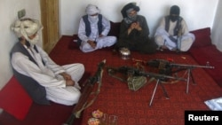 Боевики движения «Талибан» в Афганистане. Иллюстративное фото.