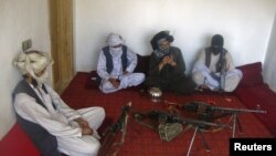 There have been suggestions that the selection of Mullah Akhtar Mansur as their new leader may cause a split within the Taliban. (file photo)