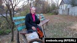 Пэнсіянэрка Валянціна зь Сянькоўкі
