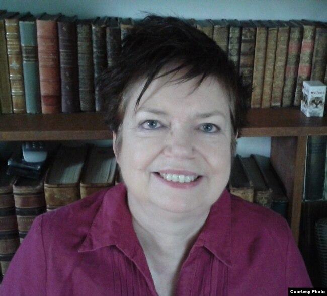 Историк, профессор университета Сорбонна Франсуаза Том