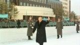 Қазақстан президенті Нұрсұлтан Назарбаевтың 1999 жылғы инаугурациясы (Сурет Ақорда сайтынан алынды).
