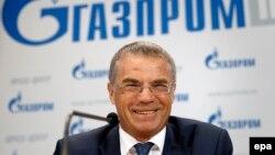 Заместитель председателя правления «Газпрома» Александр Медведев.