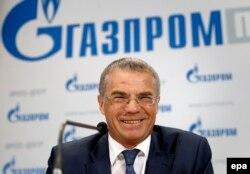 """Gazpromuň"" dolandyryşynyň başlygynyň orunbasary Aleksandr Medwedew"