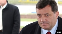Bosnian Serb Prime Minister Milorad Dodik denied that the bill under discussion is not about secession.