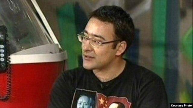 Writer Ali Akbar