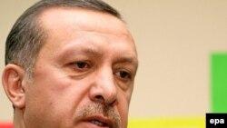 Премьер-министр Режеп Тайып Эрдоган.