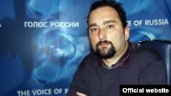 """Бывший ведущий радиостанции """"Голос России"""" Максим Шалыгин"""