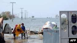 The massive flooding in Pakistan has affected an estimated 19 millon people and destroyed two million homes.