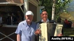 Илдар Әхмәтшин һәм Габделгазиз Дәүлиев