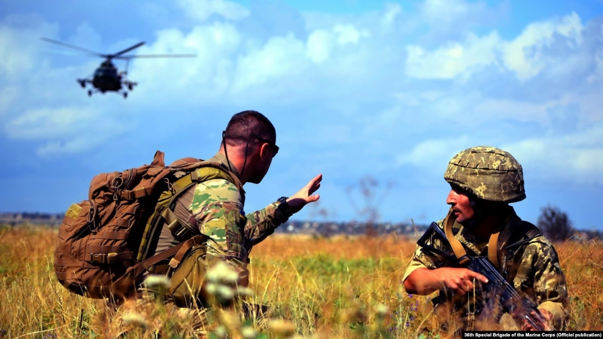 Правительство планирует создать военную базу на Азовском море