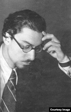 Белинков, 1943, незадолго до ареста