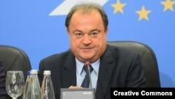 Former Romanian President Traian Basescu became a Moldovan citizen on November 3.