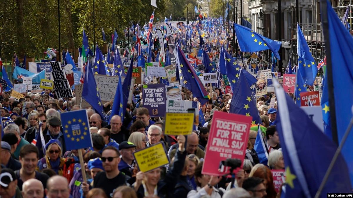 Британский парламент отложил голосование по соглашению о «Брекзит»