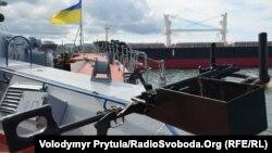Флагман українського флоту долучається до антипіратських операцій НАТО та Євросоюзу