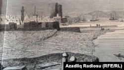 Qoşa Qala qapısı öncə üz-üzə idi, sonra yan-yana oldu...