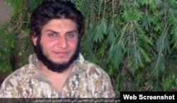 Мухаммед Далаїн (скріншот із сайту бойовиків)