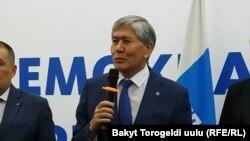 Азия: ответ Атамбаева