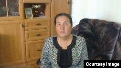 Жадия Менешева, мать погибшего на производстве нефтяника.