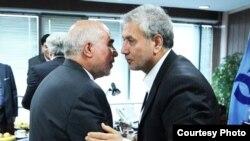 علی ربیعی و علی صدقی