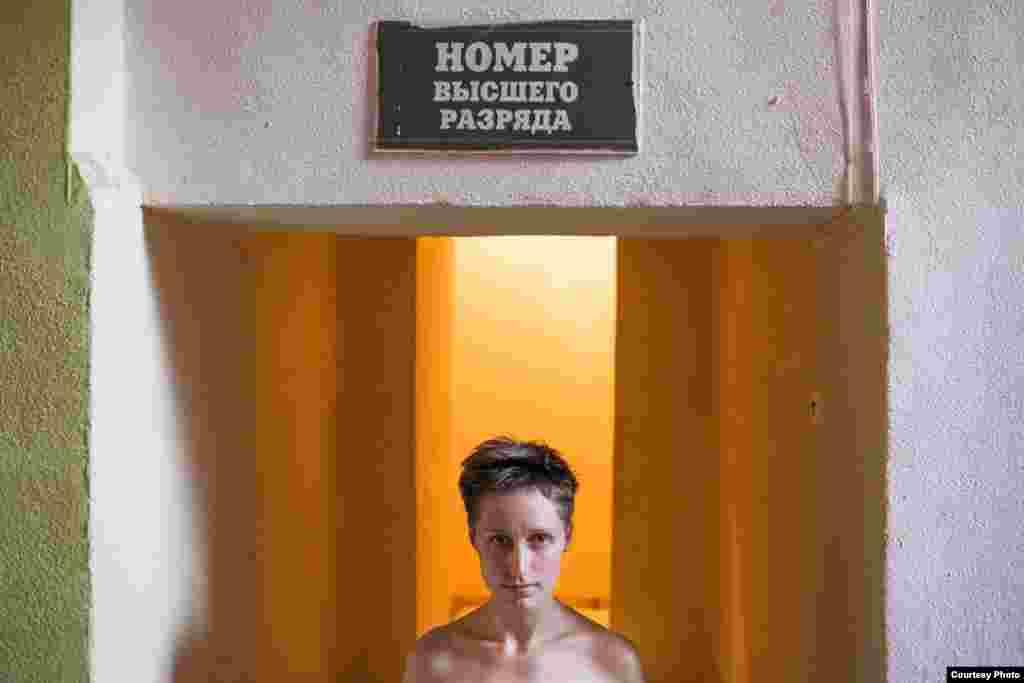 Режиссер и актриса Женя Львова
