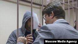 Заместитель министра культуры Григорий Пирумов в Лефортовском суде. Фото: агентство Москва