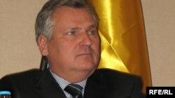 Колишній президент Польщі Александр Квасневський
