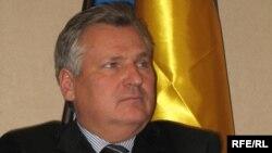 Колишній президент Польщі Олександр Квасневський