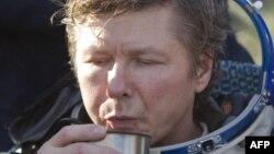 Член экипажа МКС российский космонавт Геннадий Падалка.